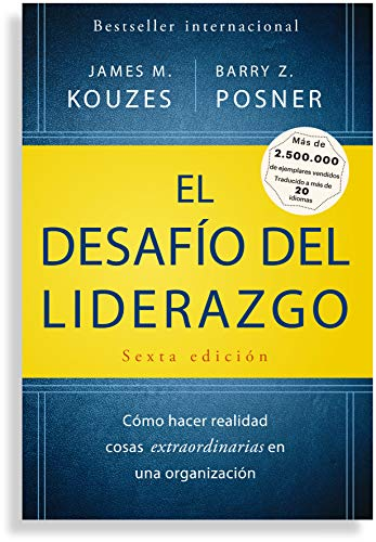 EL DESAFÍO DEL LIDERAZGO - James M. Kouzes