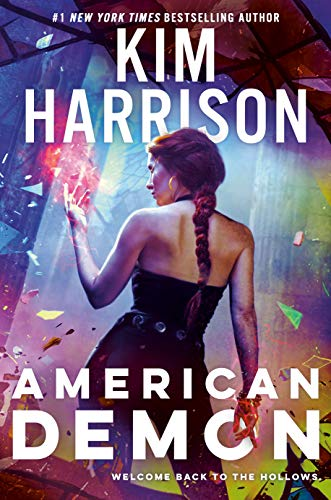 American Demon (Hollows Book 14)