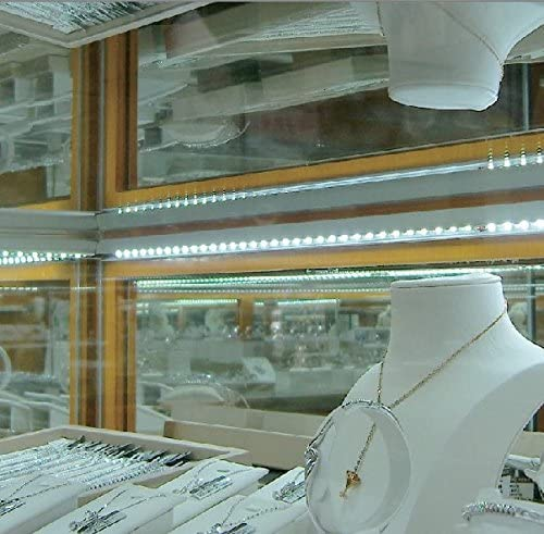 sale 4 ft. Diamond Jewelry Showcase Show Display Max 84% OFF Case or Antique