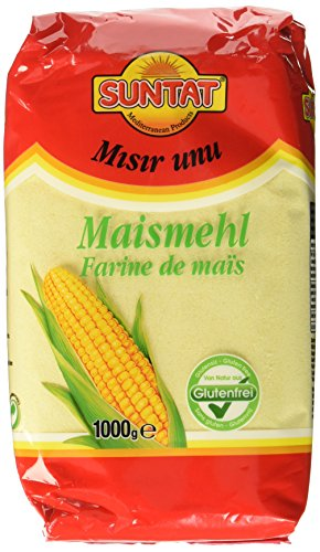 SUNTAT Maismehl , 5er Pack (5 x 1 kg)