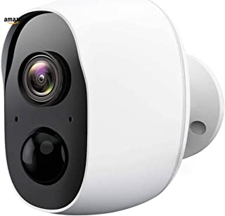 SIMEEGO Security Camera, WiFi Camera,Wireless Home Surveillance Camera System, with Motion Detection, Facial Recognition, ...