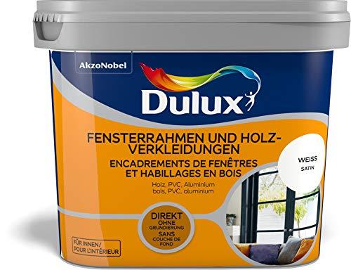 Fresh up Renovierfarbe Fenster/Rahmen 750 ml Weiß