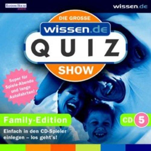 Quiz Show Vol. V Titelbild