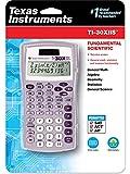 Texas Instruments TI30XIIS Lavender scientific calculators Oct, 2020