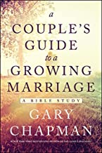 Couple's Guide To A Growing Marriage, A: A Bible Study
