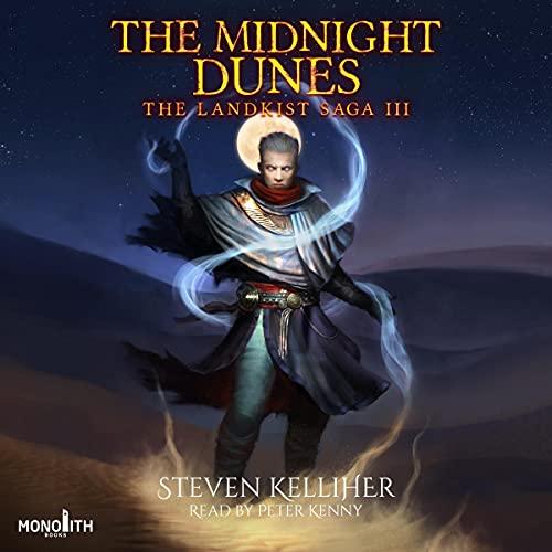 Couverture de The Midnight Dunes