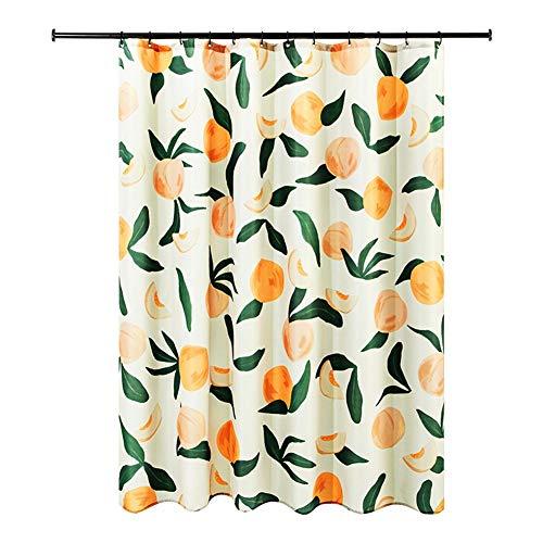William 337 WYZ Douchegordijn Badkamer Waterdicht schimmelverwijderaar Resistant Bad Gordijnen PVC-vrij voor badkuip Eco Friendly Fabric