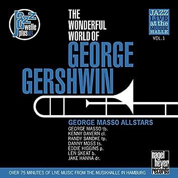 The Wonderful World of George Gershwin (Live)
