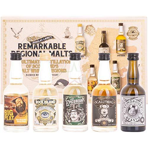 Les 5 whisky écossais de dégustation