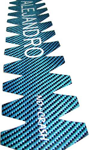 No+Crash Personalizado 100% Kevlar Y Colores - TU Protector con Texto E Imagen