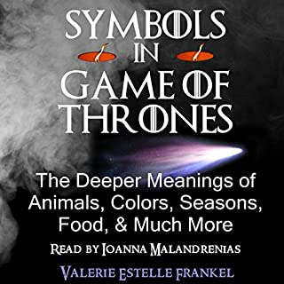 Symbols in Game of Thrones cover art