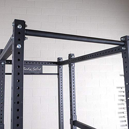 Body-Solid Option Power Rack Fat Chin-Up Crossmember