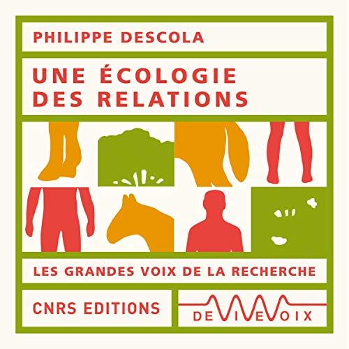 Couverture de Une écologie des relations