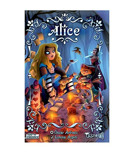 Crazy Pawn Games Alice