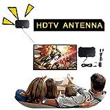 2020 Newest Outdoor/Indoor HDTV Antenna 120 Miles Range - Digital HDTV Antenna