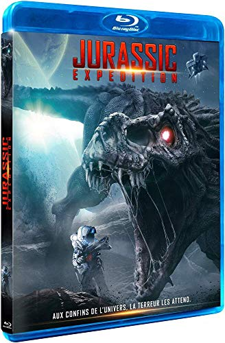 Jurassic Expedition [Francia] [Blu-ray]