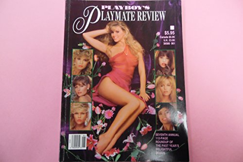 Playboy's Playmate Review Magazine June 1991