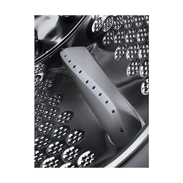 AEG L6FBI821U Lavadora de Carga Frontal Serie 6000, Blanco, ProSense, 8 kg, 1200 RPM