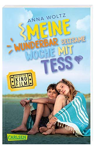 Meine wunderbar seltsame Woche mit Tess (Filmausgabe): Die Taschenbuchausgabe mit Filmbildern!