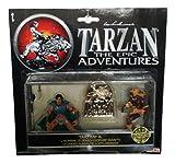 Tarzan The Adventures Tarzan & Leopard Collector