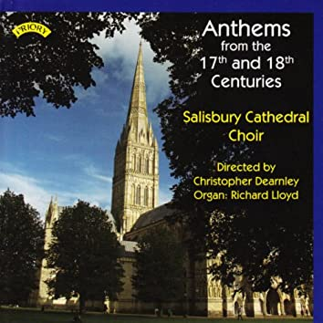 Anthems from the 17th and 18th Centuries
