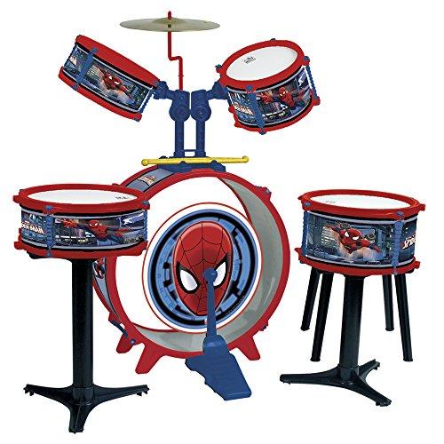Claudio Reig - Batería completa Spiderman de 5 elementos (551)