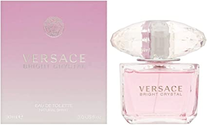 Versace Bright Crystal Agua de Colonia 90 ml