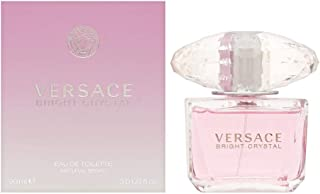 Versace Bright Crystal Eau de Toilette Natural Spray 90ml, 145893