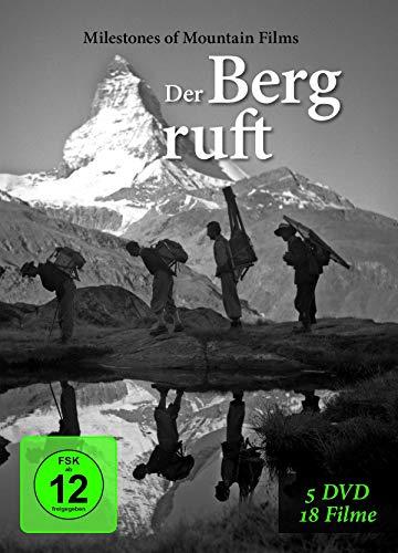 Der Berg ruft - Milestones of Mountain Films [5 DVDs]