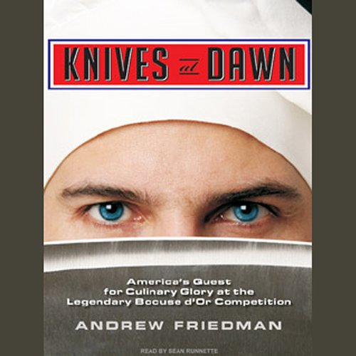 Knives at Dawn audiobook cover art