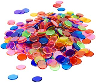 Royal Bingo Supplies 350 Mixed Color 3/4