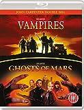 Vampires / Ghosts Of Mars [Blu-ray] [Region A & B & C] [Reino Unido]