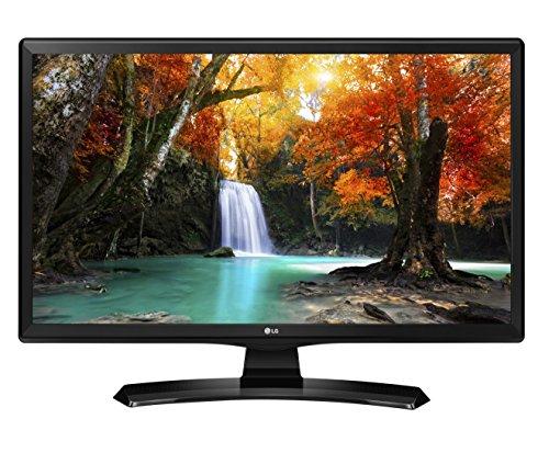 LG 24TK410V monitor piatto per PC 61 cm (24 ) HD Opaco Nero