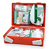 Gisinti Kit Pronto Soccorso Casa Cassetta Media Kit Medico Auto Casa Trekking First AID kit