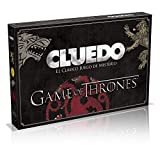 Winning Moves Cluedo Juego De Tronos (81335), multicolor, Miscelanea...
