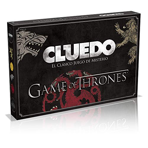 Winning Moves Cluedo Juego De Tronos (81335), multicolor,...