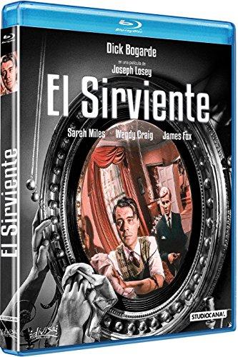 El sirviente [Blu-ray]