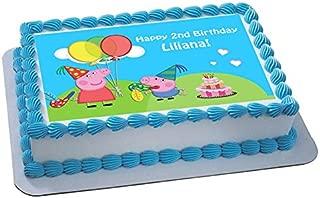 "Giants Skylanders personnalisé Cake Topper Comestible Sucre Glace 7,5 /"""