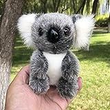 5' Plush Koala Bear Simulation Stuffed Animal Toy Doll Gray