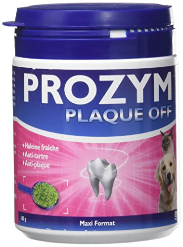 Sogeval Prozym Plaque Off Pot 180 g Chien/Chat