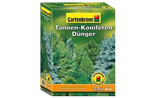 Gartenkrone Tannen-Koniferen Dünger 2,5 kg