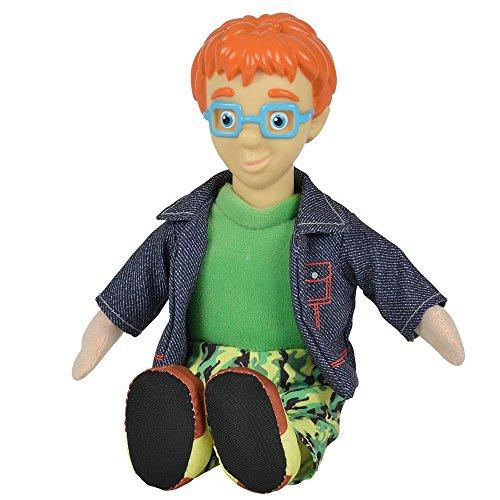 Feuerwehrmann Sam - Auswahl Beanie Puppe Plüsch Figur 25cm, Typ:Norman