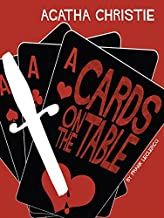 Cards On The Table [Comic Strip Edition] (Poirot)