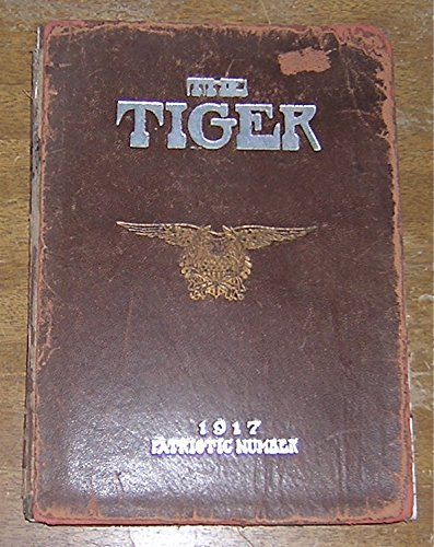 The 1917 Tiger - An Annual Publication of the Senior Classes of South High School, Minneapolis (Yearbook)
