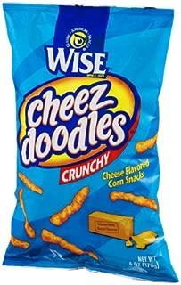 Wise Cheez Doodles Crunchy
