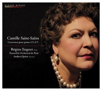 """Saint-Saëns: Concertos pour piano No. 2 & 5 """"L'Egyptien"""""""