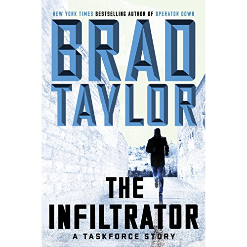The Infiltrator cover art