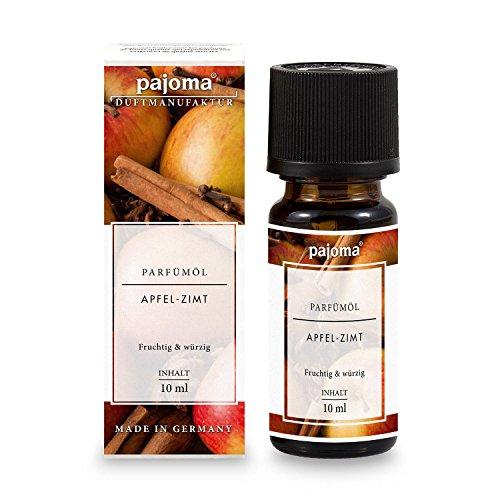 "pajoma Parfümöl ""Apfel-Zimt"", 10 ml, feinste Parfümöle in Geschenkverpackung"