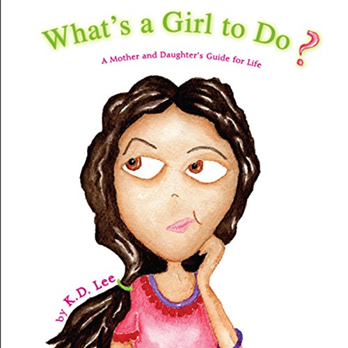 What's a Girl to Do? audiobook cover art