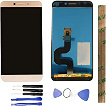JayTong LCD Display & Replacement Touch Screen Digitizer Assembly Free Tools Letv LeEco Le S3 X 622 X626 X 522 X532 Gold